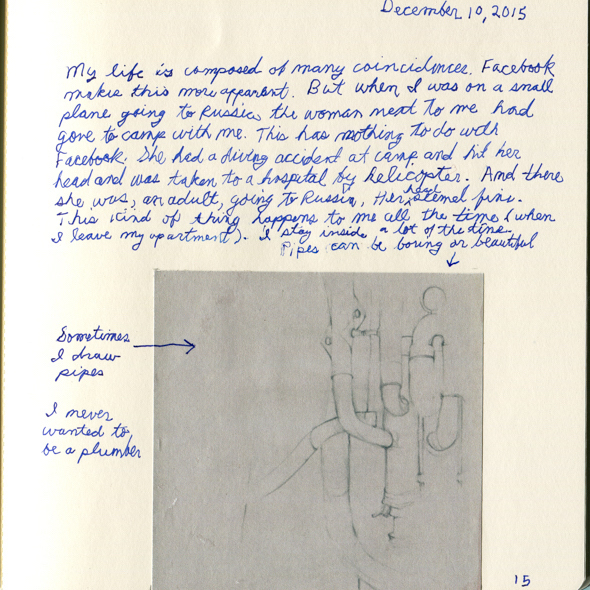 Unnatural Journal, page 15